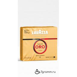 Lavazza Oro , 2х250 г , пачка, молотый