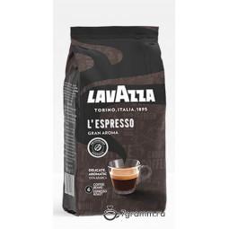 Lavazza L'Espresso Gran Aroma, 1кг, пачка, зерно